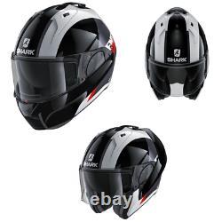 2020 Shark EVO One 2 Endless Full Face Modular Street Motorcycle Helmet