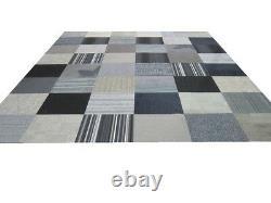 528 sq ft Shaw Brand New Carpet Tile Square Tiles Gray Black Silver Modular