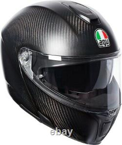 AGV SportModular Matte Carbon Helmet size 2X-Large