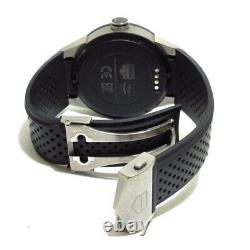 Auth TAG Heuer CONNECTED MODULAR 45mm SAR8A80. FT6045 Black GL6013FZ5410088 Watch