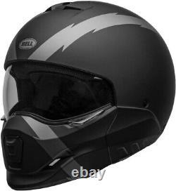 BELL Broozer Helmet Arc Matte Black/Gray Medium 7121908