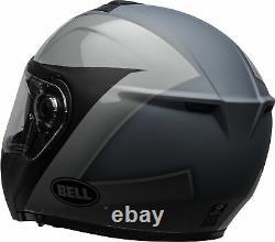 Bell 2020 SRT Modular Presence Matt/Gloss Black / Grey FREE UK DELIVERY