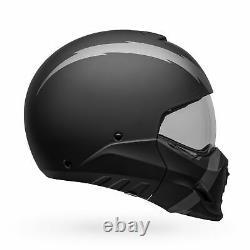 Bell Broozer ARC Modular Helmet Matte Black/Gray / Small