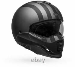 Bell Broozer Free Ride Full Face/Open Face Modular Helmets Motorcycle