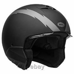 Bell Broozer Helmet Arc Matte Black/Gray Medium