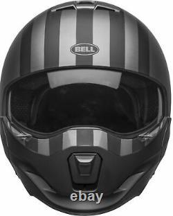Bell Modular Helmet Broozer Free Ride Helmet Matte Gray/black