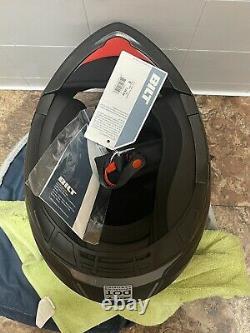 Bilt power modular helmet, size Xl Black/grey