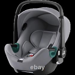Car seat BRITAX ROEMER iSENSE MODULAR SYSTEM BUNDLE Frost Grey + Space Black
