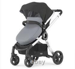 Chicco Urban 6-in-1 Modular Stroller in Black/Grey Stroller