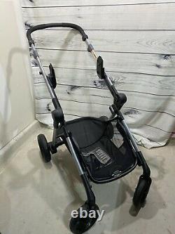 Evenflo Pivot Xpand Infant Toddler Baby Modular Stroller Grey Frame Only