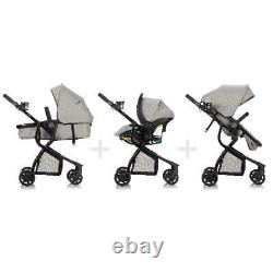 Evenflo Urbini Omni Plus Modular Travel System With LiteMax Rear-Facing Infant
