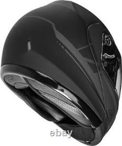 GMAX MD-04 Article Modular Motorcycle Helmet Matte Black/Gray