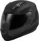 GMAX MD-04 Modular Atricle Helmet XS MATTE BLACK/GREY G1042503