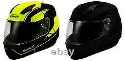 Gmax MD-04 Article Graphic Modular Flip Up Motorcycle Riding Touring Helmet