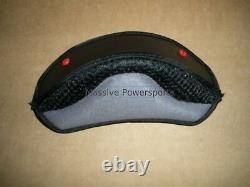 HJC CL-MAX3 Flow Motorcycle Helmet Matte Gray M MD Medium Modular Sunscreen