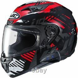 HJC i10 Full Face Helmet with Sena 10B Pre-Installed Graphics