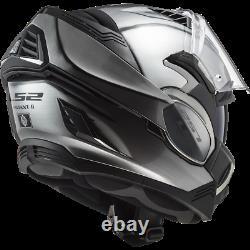 Ls2 Ff900 Valiant II 2 Modular Flip Front Full Face Motorcycle Helmet Jeans