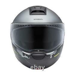 Motorcycle Helmet Modular SCHUBERTH C4 Pro Black/Grey Matt Magnitude Black SIZE
