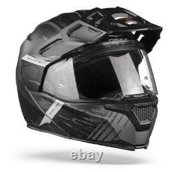 NEXX X. Vilijord Mudvalley black grey matt Modular helmet- Free shipping