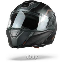 NEXX X. Vilitur Paradox Black Grey Matt Modular Helmet, Flip Up, Free Shipping