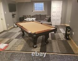 New Shaw Brand Carpet Tile Planks Modular Gray Black Silver Colors 540 sq ft