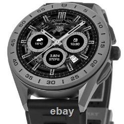 New Tag Heuer Connected Modular 45 Black Men's Watch SBG8A81. BT6222