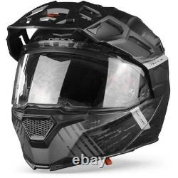 Nexx X. Vilijord Mudvalley Black Grey Matt Modular Motorcycle Helmet, New