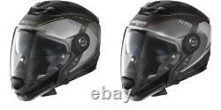 Nolan N70-2 GT Lakota Crossover Modular Motorcycle Helmets