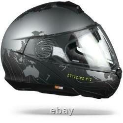 Schuberth C4 Pro Magnitudo Black Modular Helmet