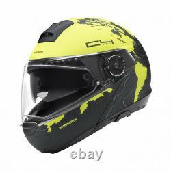 Schuberth C4 Pro Magnitudo Black Modular Helmet, Free Shipping, New