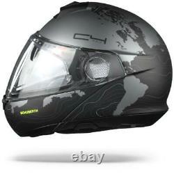 Schuberth C4 Pro Magnitudo black Modular Helmet- Free shipping