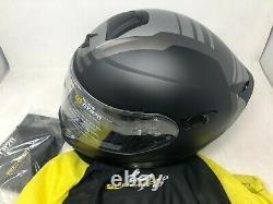 Scorpion 92-1633 Exo-gt920 Modular Helmet Unit Matte Black/dark Grey Sm