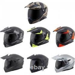 Scorpion EXO-AT950 Adventure Motorcycle or Snow Helmet