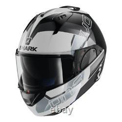 Shark EVO One 2 Slasher Full Face Modular Motorcycle Street Helmet