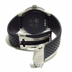 TAG Heuer CONNECTED MODULAR Men's Smart Watch Black SAR8A80. FT6045 Silver