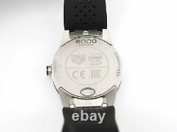 TAG Heuer Connected Modular 41 Titanium SBF818000.11FT8031 Boxed Rubber Strap