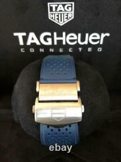 TAG Heuer Connected Modular 45mm Men's watch SBF8A8012.11FT6077 wristwatch