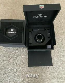 Tag Heuer Connected Modular 45 Smartwatch Box, Papers