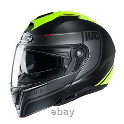 2020 Hjc I 90 Motorcycle Street Helmet Pick Size & Couleur