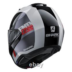 2020 Shark Evo One 2 Endless Full Face Modular Street Moto Casque