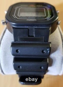 Casio Dw-5300 G-shock Hommes Montre De Sport Numérique Modular 901 Vintage Lunette Manquante