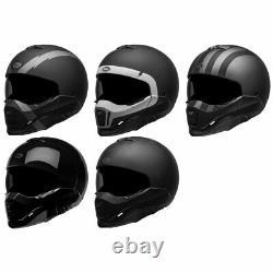 Casque De Moto Bell Broozer 2020 Dot Taille/couleur Pleine/ouverte Du Visage