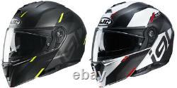 Casques De Moto Modulaires Hjc I90 Aventa