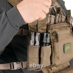 Chest Rig Modular Vest Helikon-tex Tmr Training Molle Magazine Pouch Plate