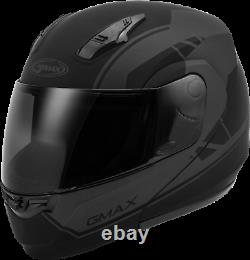 Gmax G1042507 Md-04 Casque Atricle Modulaire XL Matte Black/grey