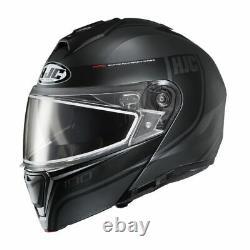 Hjc I90 Sn Davan Modular Snow Helmet XL Noir/gris