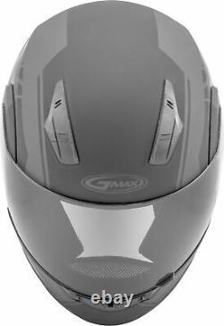 Md-04 Article Casque Modulaire Matte Black/grey X-large Gmax G1042507