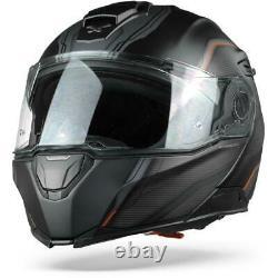 Nexx X. Vilitur Paradox Black Grey Matt Modular Helmet, Flip Up, Livraison Gratuite