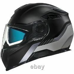 Nexx X Vilitur Touring Modular Motorcycle Helmet Latitude Noir / Gris Xs