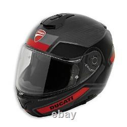 Nouveau Casque Ducati Horizon V2 Unisexe M Noir/rouge/grey #981072444